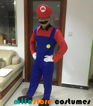 Mario Men Singapore