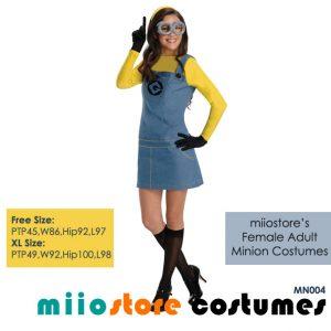 miiostore's Premium Minion Costumes MN004