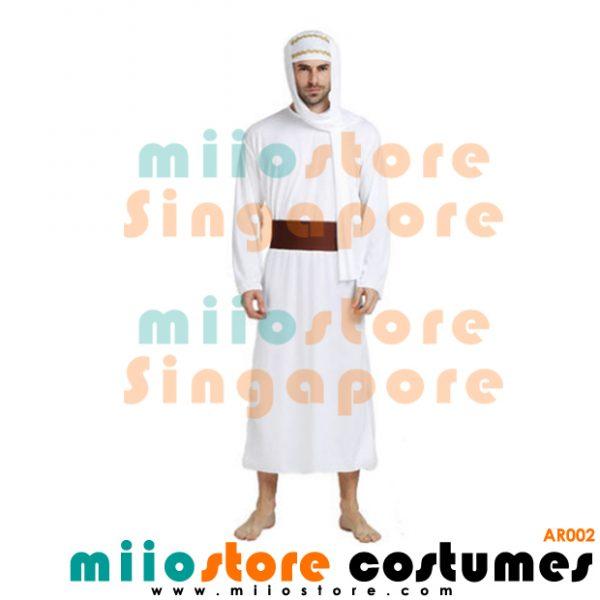 AR002 - Arab Costumes - miiostore Costumes Singapore