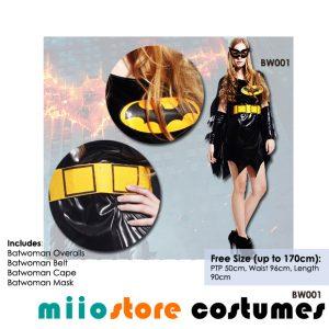 miiostore's Batwoman Costumes