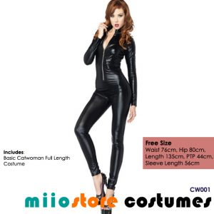 Catwoman Costumes - miiostore Costumes Singapore - CW001