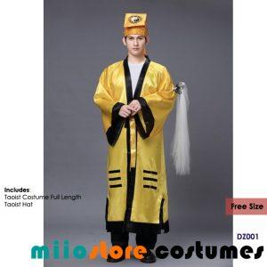 Taoist Religious Dao Zhang Costumes Singapore - miiostore Costumes Singapore - DZ001