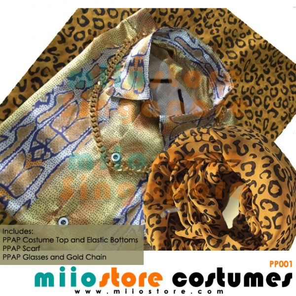 miiostore's PPAP Costumes Singapore Piko Taro Package