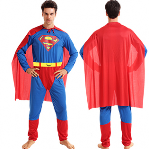 Superman Vintage Costume