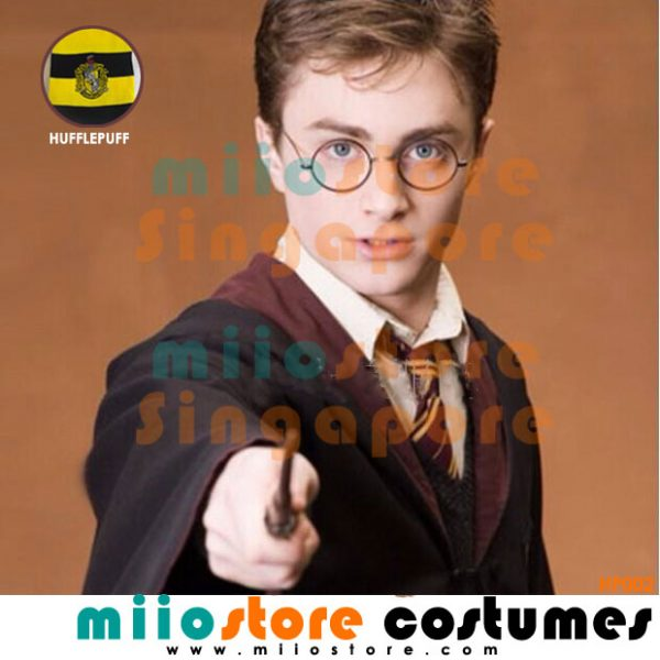 HP002 - Hufflepuff - Harry Potter Costumes - miiostore Costumes Singapore