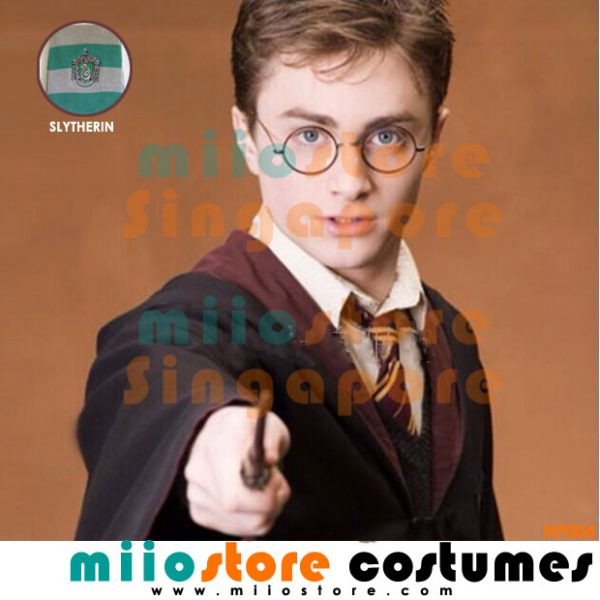 HP004 - Slytherin - Harry Potter Costumes - miiostore Costumes Singapore