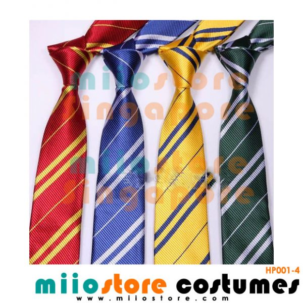 Harry Potter Ties - Harry Potter Costumes - miiostore Costumes Singapore