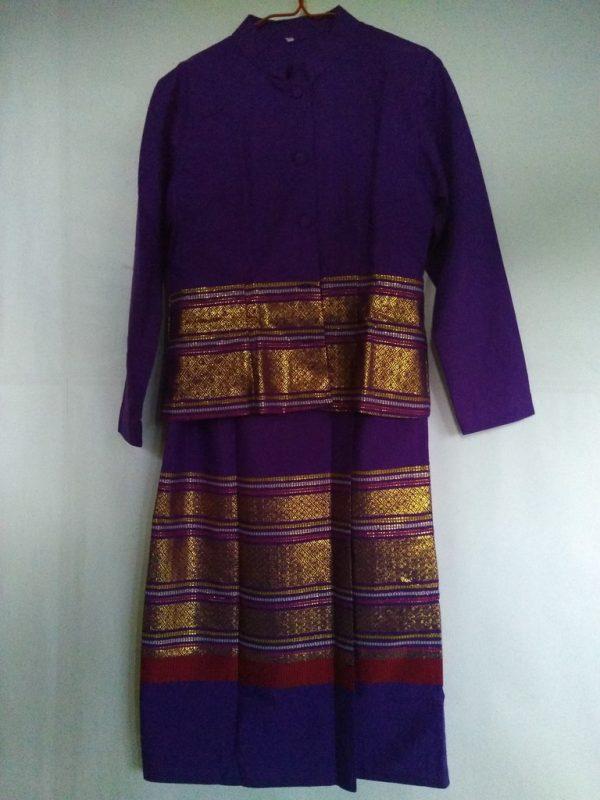 Purple Thai Costumes - miiostore Costumes Singapore