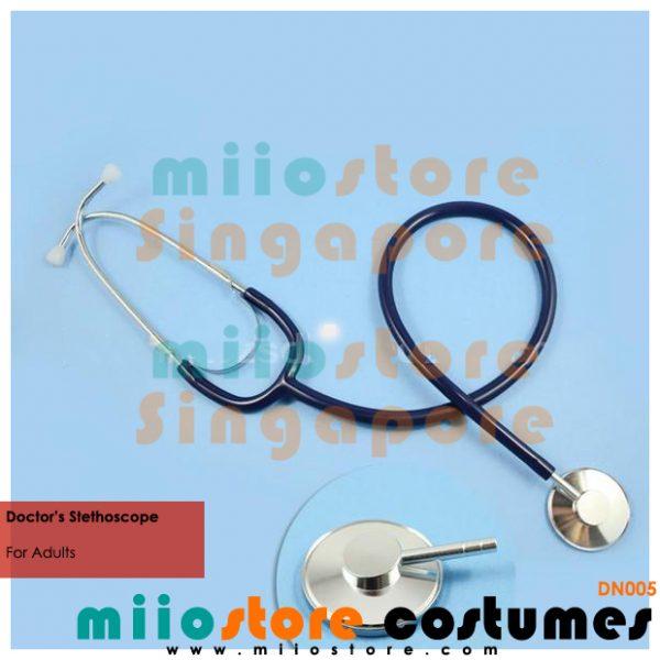 Doctor's Stethoscope - miiostore Costumes SIngapore - DN005