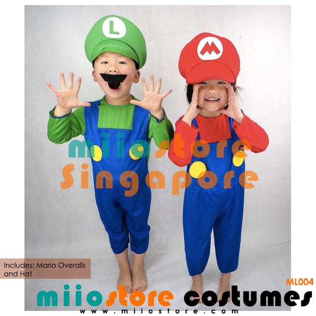 mario costumes singapore ml004 miiostore costumes singapore