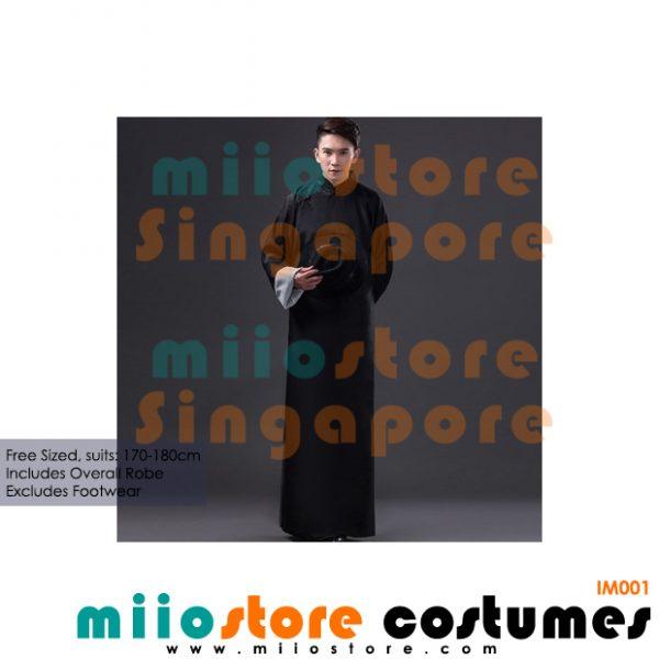 IM001-black - miiostore Costumes Singapore