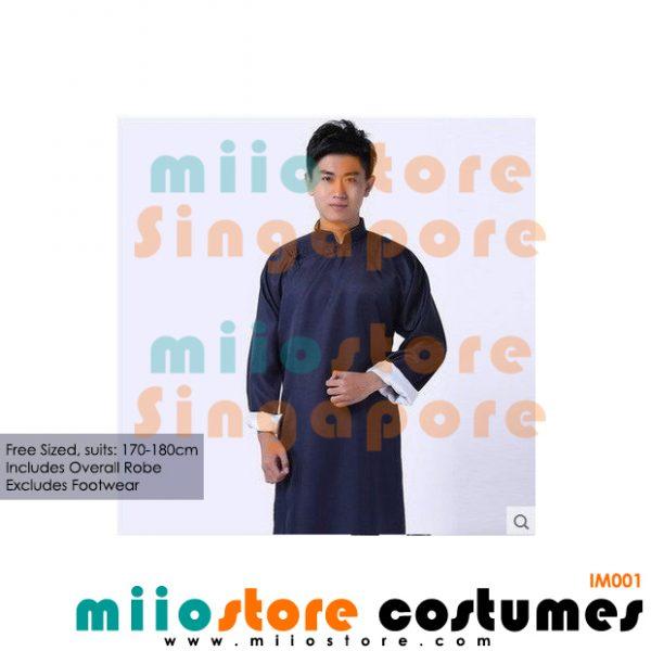 IM001-darkblue - miiostore Costumes Singapore