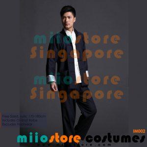 Kungfu Costumes - miiostore Costumes Singapore - IM002