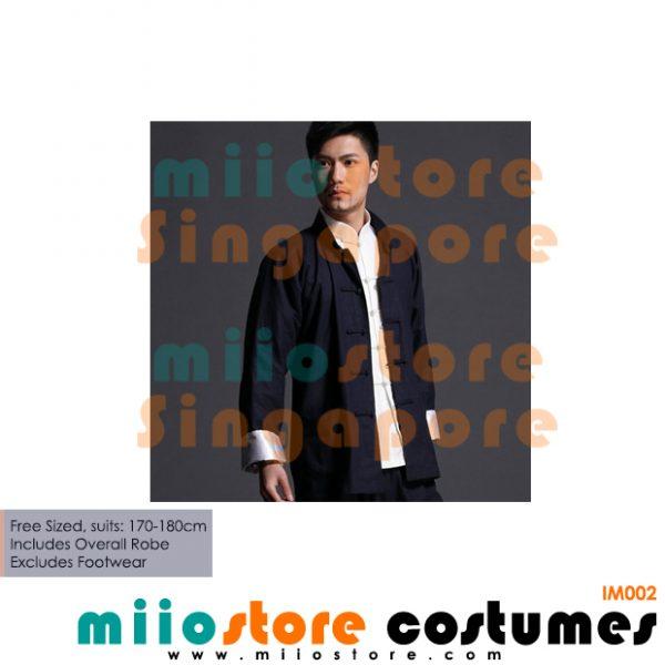IM002-DarkBlue - miiostore Costumes Singapore