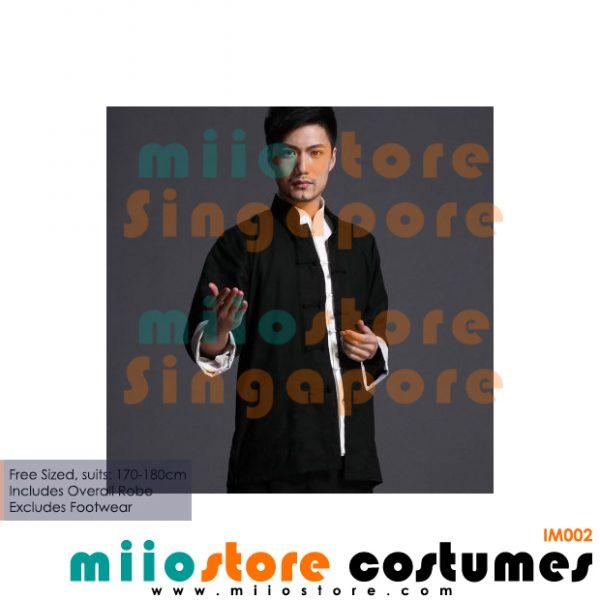IM002-black - miiostore Costumes Singapore