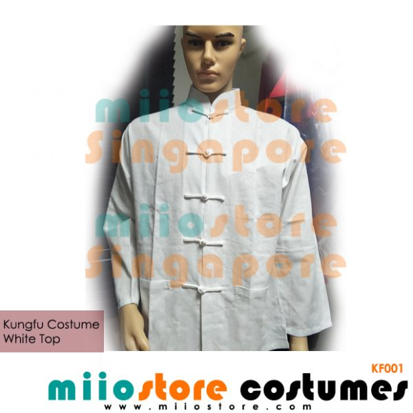 Chinese Kungfu Costumes - miiostore Costumes Singapore - KF001