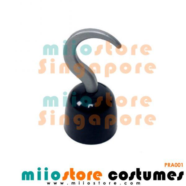 Pirate Captain's Hook - miiostore Costumes Singapore - PRA001