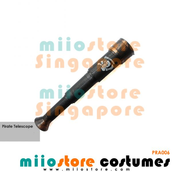 Pirate Telescope - miiostore Costumes Singapore - PRA006