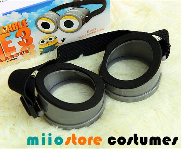 Minion Goggles - miiostore Costumes Singapore - Minion Glasses