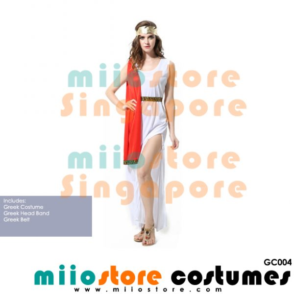 Greek Costumes - GC004 - miiostore Costumes Singapore