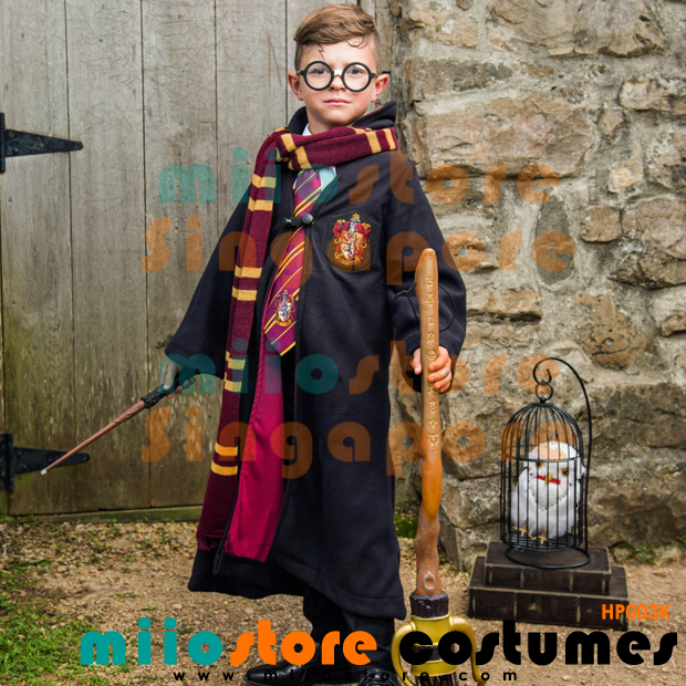Harry Potter Kids Costumes - miiostore Costumes Singapore
