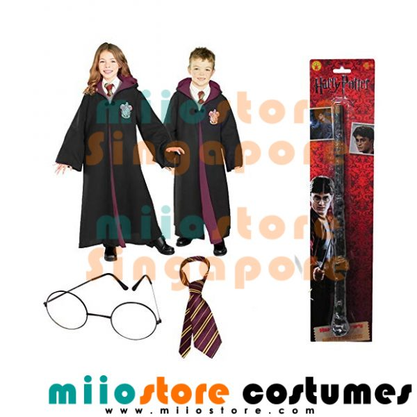 Harry Potter Kids Costumes - miiostore Costumes Singapore