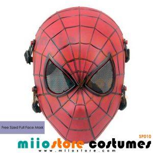 Spiderman Costumes - miiostore Costumes Singapore - SP010