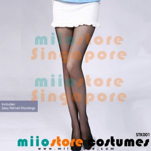 Brand New Sexy Fishnet Stockings - miiostore Costumes Singapore - STK001
