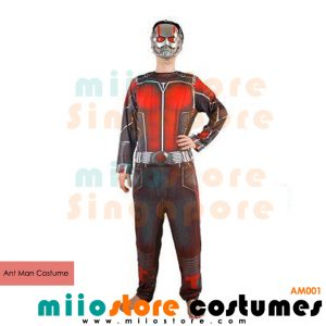 Antman Costumes - miiostore Costumes Singapore - AM001