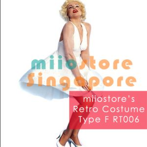 Marilyn Monroe Costumes - miiostore Costumes Singapore - RT006